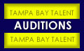 Tampa Bay talent auditions, referencing Tampa modeling jobs on Tampa Bay Modeling, and Tampa acting auditions on Tampa Bay Acting.